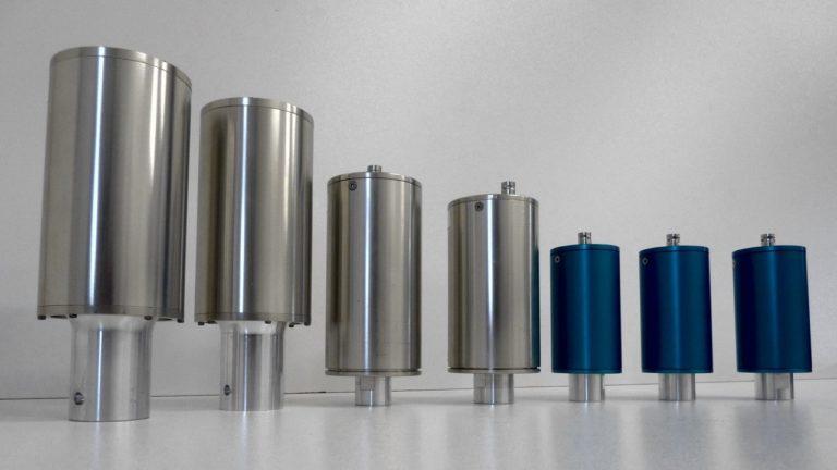 Trasduttori piezoelettrici per saldatura a ultrasuoni Sonomax