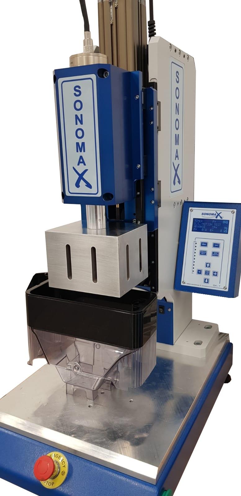 Saldatura ultrasuoni distributori automatici