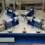 Impianto semiautomatico pluritesta
